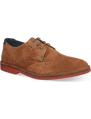 TED BAKER Jamfro wingcap Derby shoes