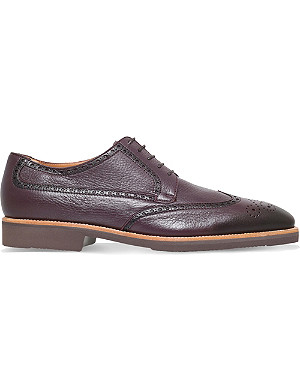 STEMAR XL WC Derby shoes