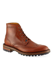 PAUL SMITH Cale commando boots