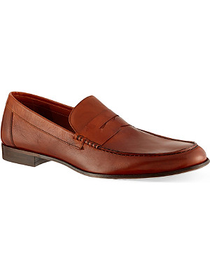 PAUL SMITH Casey penny loafers