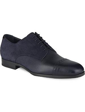 JIMMY CHOO Prescott Degradé Derby shoes