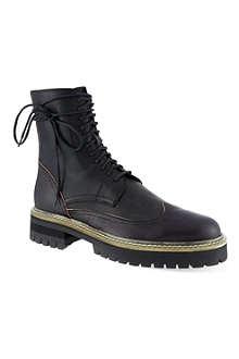 ANN DEMEULEMEESTER Welt boots