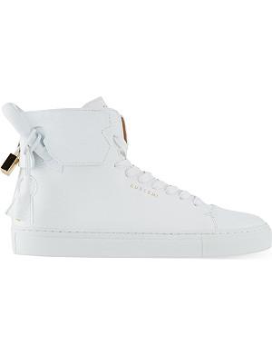 BUSCEMI 125mm handle heel sneakers
