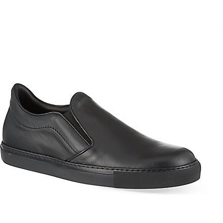 MR. HARE Llewelyn skate shoes (Black