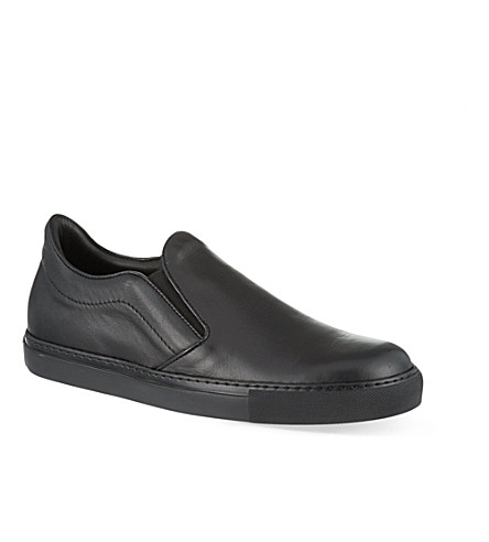 MR. HARE Llewelyn skate shoes (Black