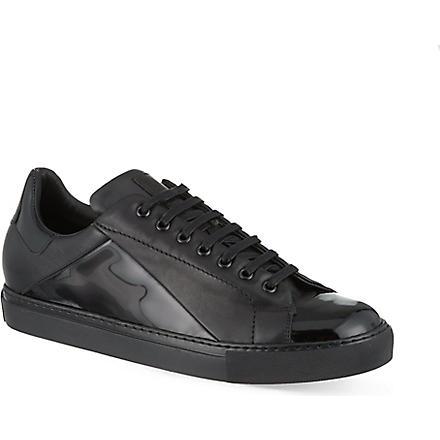 MR. HARE Cunningham trainers (Black