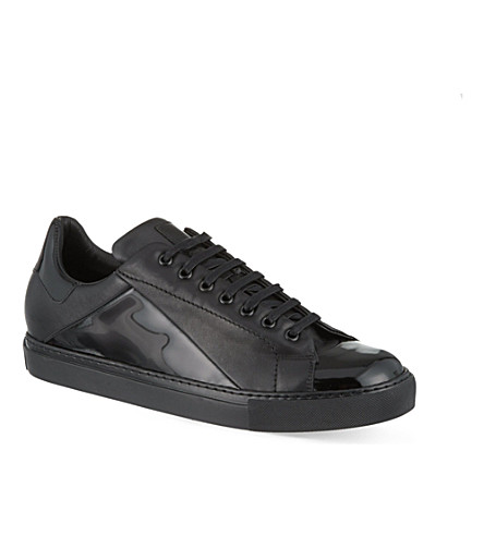MR. HARE Cunningham trainers (Black
