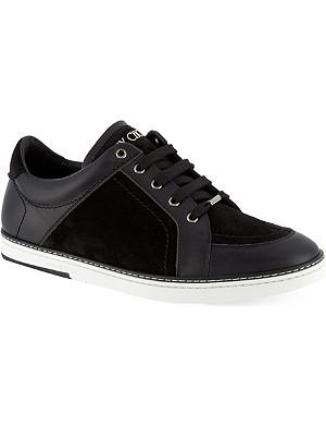 JIMMY CHOO Sydney lo-top sneakers