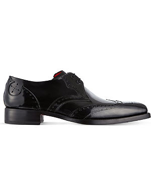JEFFERY WEST Lundy derby brogues