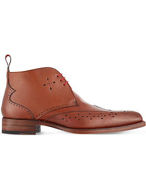 JEFFERY WEST Morgan chukka boots
