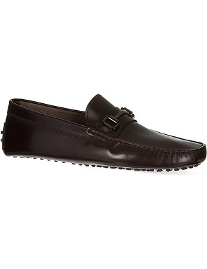 TODS New Juli spatz driving shoes