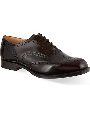 CHURCH Burwood leather brogues