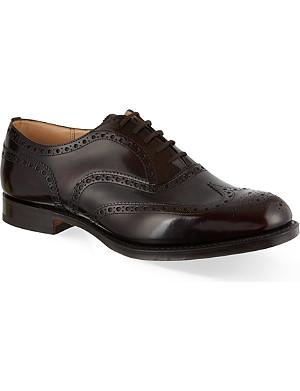 CHURCH Burwood leather brogues