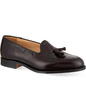CHURCH Keats leather loafers