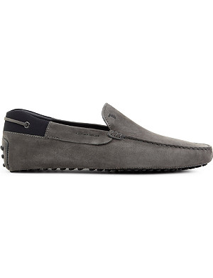 TODS Driving shoes in Nubuck