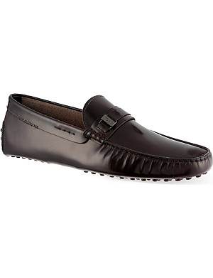 TODS Piast Spatz driving shoes