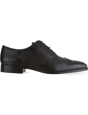 TODS Wingcap Oxford brogues