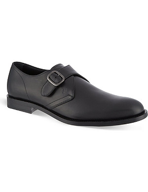 TODS Single monk shoes
