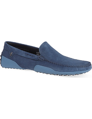 TODS Tyre plain driving shoes