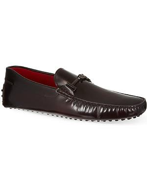TODS Ferrari tt spatz driving shoes
