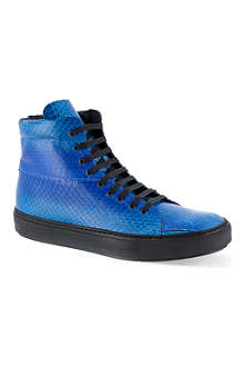 ACNE Adrian hi-top trainers