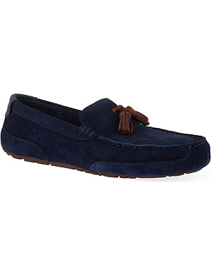 UGG Boylon tasselled driving shoes
