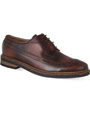 KG KURT GEIGER Arthur leather brogues