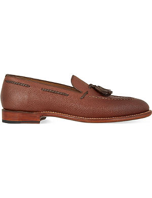 GRENSON Scott tasselled loafers