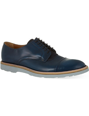 PAUL SMITH Thom leather Derby shoes