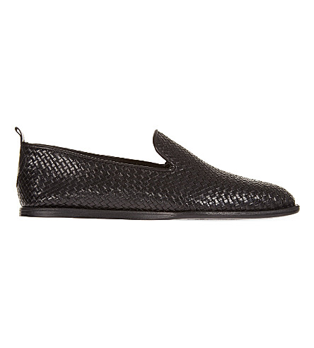H BY HUDSON Ipanema slippers (Black