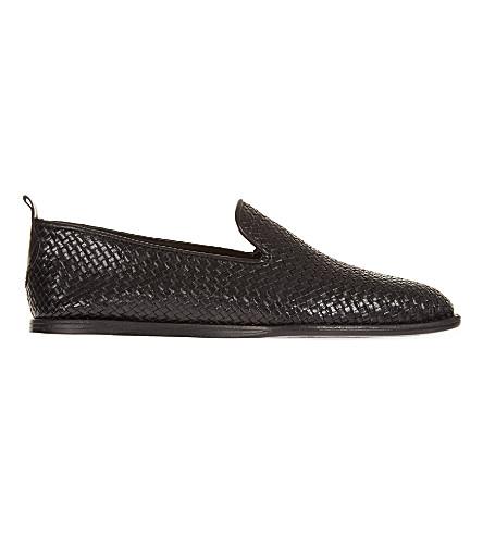 H BY HUDSON Ipanema slippers (Black