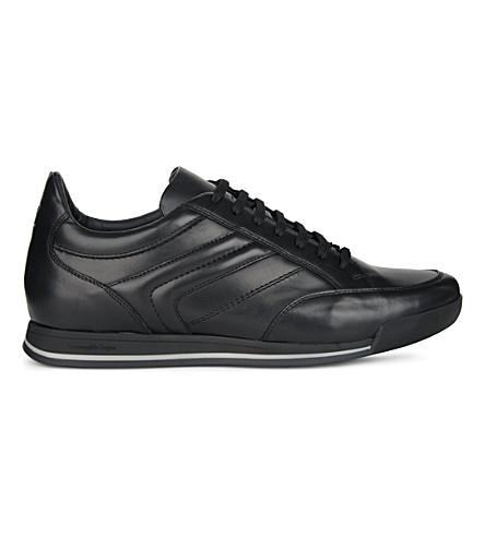 ERMENEGILDO ZEGNA Milano lo pro shoes (Black