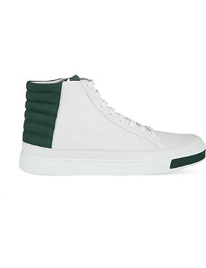 GUCCI Common high-top trainers