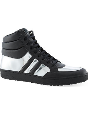 GUCCI Ronnie high-top trainers