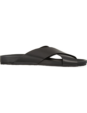 GUCCI Zenn cross-strap sandals