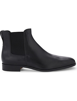 TODS Leather Chelsea boot