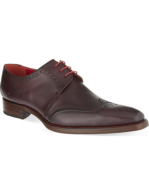 JEFFERY WEST Bay derby shoes