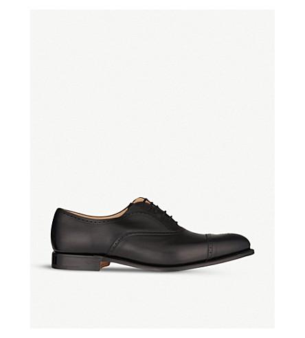 CHURCH 多伦多牛津鞋履 (黑色