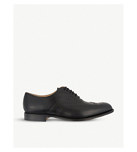 CHURCH Berlin Oxford shoes (Black