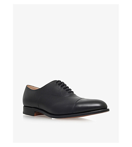 CHURCH Dubai Oxford shoes (Black