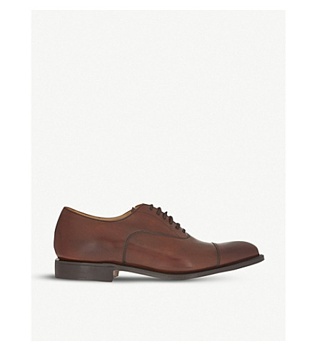 CHURCH Dubai Oxford shoes (Mid+brown