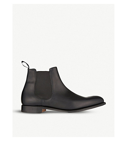 CHURCH Houston Chelsea boots (Black