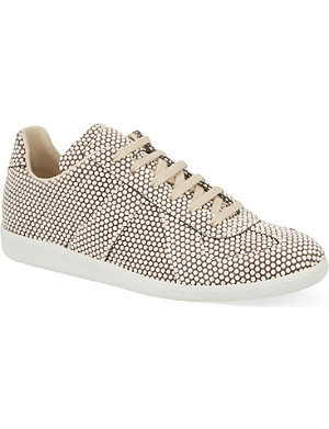 MAISON MARTIN MARGIELA Dotted Replica trainers