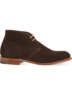 CHURCH Sahara chukka boots