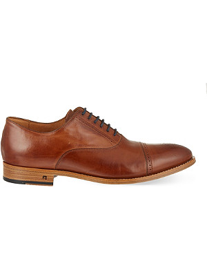 PAUL SMITH Berty punched Oxford shoes