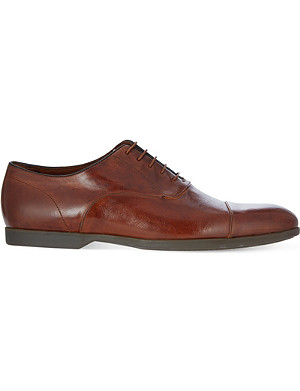 PAUL SMITH Eduardo leather Oxford shoes