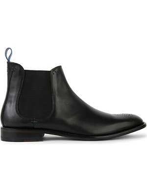 OLIVER SWEENEY London Silsden leather Chelsea boots