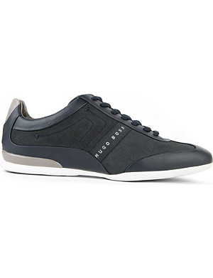 HUGO BOSS G Space Lo Pro leather trainers
