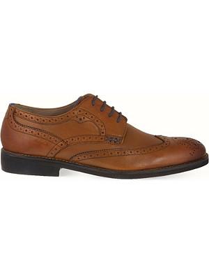 OLIVER SWEENEY Malham Derby shoes