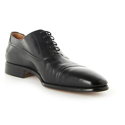STEMAR Isola Oxford shoes (Black